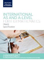 International AS / A-level Further Mathematics | Oxford